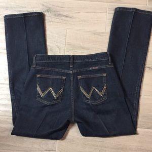 Wrangler Q-Baby No Gap Waistband size 7/8
